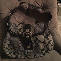 Coach designer shoulder bag Versatile Coach Bags Shoulder Bags