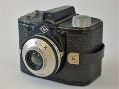 Old German camera's from the 1950's