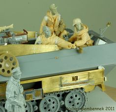 Sd.Kfz. 251/9 Kanonenwagen late ...