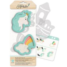 Sweet Sugarbelle Specialty Cookie Cutter Set 7/Pkg-Enchanted