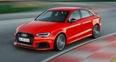 400 PS Audi RS3 Limousine für den Einzelhandel von $62.900 In Kanada Audi Audi RS3 Reports