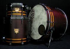 SJC Custom Drums