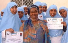 Edna Adan: Fighting to change women's health care in Somaliland. By focusing on female genital mutilation (FGM) treatment and maternal care, Edna Adan has been actively attempting to bring better health care to Somaliland for the past 30 years.