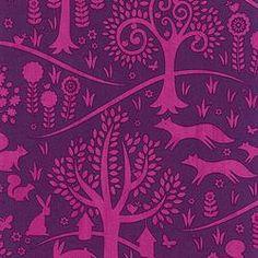 Patchwork Elephant - Michael Miller fabric