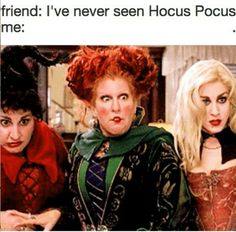 40 Memes for Anyone Who Loves Fall and Is Ready to Get Spooky memes hocus pocus 40 Memes for Anyone Who Loves Fall and Is Ready to Get Spooky - Funny Halloween Memes, Happy Halloween Quotes, Happy Halloween Pictures, Halloween Movies, Scary Movies, Holidays Halloween, Scary Halloween, Halloween Party, Halloween Stuff