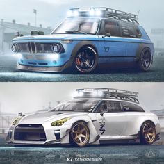 BMW 2002 - yasiddesign: What's your pick? German or...