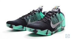 new arrival 194ed 93029 Kobe Bryant s Last All-Star Sneaker in Northern Lights Colors · Nike ...