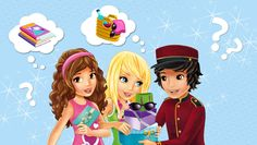 Free downloads for LEGO party invitations, activities etc