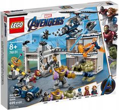 LEGO Marvel Avengers Compound Battle 76131 Building Set includes Toy Car, Helicopter, and popular Avengers Characters Iron Man, Thanos and more Pieces) Avengers Humor, Lego Marvel's Avengers, Marvel Avengers Movies, Avengers Characters, Avengers Quotes, Avengers Imagines, Avengers Cast, Avengers Comics, Dc Comics