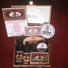 Build a Custom Beard Care Box