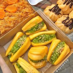 Love U So Much, Food Cravings, Hot Dogs, Cantaloupe, Tasty, Fruit, Ethnic Recipes