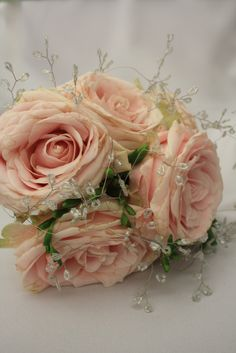 gyclli:  Passion for Flowers Vintage Brides bouquet by Passion for Flowers
