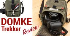 Domke shoulder bags are legendary so I couldn't pass up the opportunity to test out a couple of what Tiffen are calling the Domke Next Generation. I've never owned a Domke before but I know that their … Photography Reviews, Photo Accessories, Camera Lens, Opportunity, Shoulder Bags, Couple, Shoulder Bag, Couples