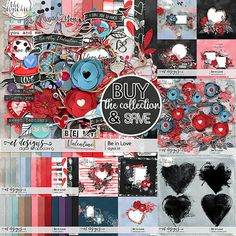 <p> Be in Love Collection</p>
