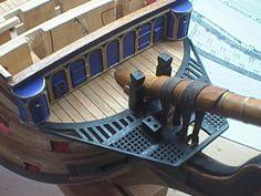 ガレオン船 (コーレル社製 -VICTRY)