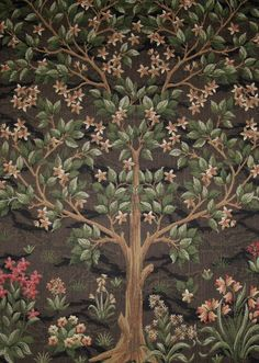 William Morris tree