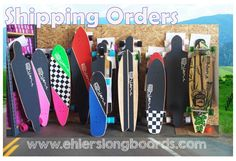 Ehlers Longboards shipping orders. #ehlerslongboards #ehlers #longboarding #longboards #longboard