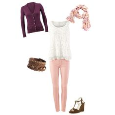 A fashion look from January 2015 featuring Dee Keller sandals and Pieces bracelets. Browse and shop related looks.