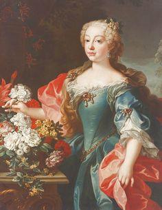 Mariana Vitória de Bourbon e Farnésio (em espanhol: Mariana Victoria de Borbón y Farnesio; Madrid, 31 de março de 1718 — Lisboa, 15 de janeiro de 1781) foi a rainha consorte de D. José I de Bragança, rei de Portugal.