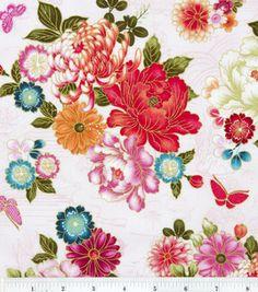 Legacy Studio Fabric- Lotus Bloom: premium quilting fabric: quilting fabric & kits: fabric: Shop | Joann.com