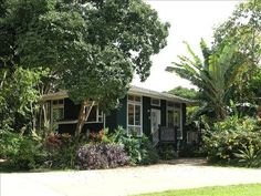 """Kauai > North Shore > Kilauea - VRBO Listing #99776 - """"Cottage in the Forest"""" Beautiful North Shore Guest House"""