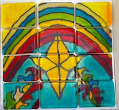Stained Glass, Challenge, Soap, Painting, Art, Art Background, Painting Art, Kunst, Paintings
