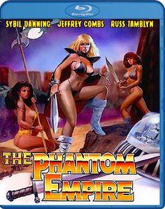 THE PHANTOM EMPIRE BLU-RAY (RETROMEDIA FILMS)