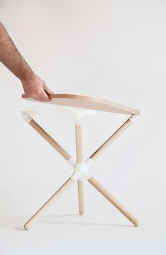 The Design series explores how designers might conceive, assemble and distribute products themselves. The collection of self-produced objects includes furniture and lighting, each built with Furniture Ads, Smart Furniture, Design Furniture, Cheap Furniture, Chair Design, Modern Furniture, Business Furniture, Plywood Furniture, Lamp Design