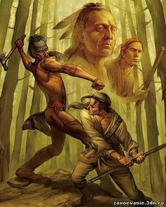 Last of the mohicans love scene