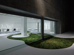 I like the idea of integrated spaces.