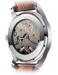 """Chopard L.U.C Tourbillon Only Watch 2013 Edition - unique piece """"fleurisanne"""" engraved."""
