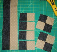 2011 New Year's Day Mystery Quilt Pattern: Start Sewing the Mystery Quilt