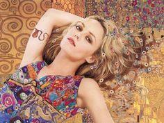 Vanessa Paradis & Klimt