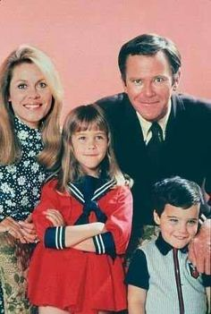 Bewitched....It didn't even bother me when they changed Darin...well maybe a little....