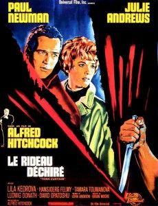rueducine.com, le rideau déchiré ( Torn curtain) 1966