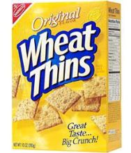 FREE Box of Wheat Thins (Twitter) on http://hunt4freebies.com