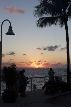 A little romance in Key West. 2014