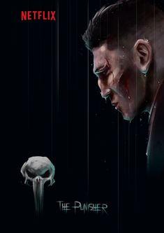 Fiz um pôster do Punisher da Netflix! I made this fanart as a poster for The Punisher from Netflix. Daredevil Punisher, Punisher Logo, Ms Marvel, Captain Marvel, Marvel Comics, Comic Pictures, Comic Pics, Jon Bernthal Punisher, Marvel Series