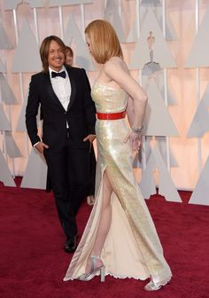 Keith Urban Photos Photos - Keith Urban and Nicole Kidman attend the 87th Annual Academy Awards at Hollywood & Highland Center on February 22, 2015 in Hollywood, California. - Arrivals at the 87th Annual Academy Awards — Part 3