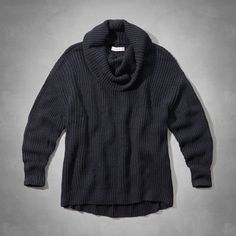 Womens Tori Cowl Neck Sweater | Womens Sweaters | Abercrombie.com