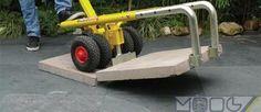 Машина для укладки тротуарной плитки - Разное TROMP Easylift