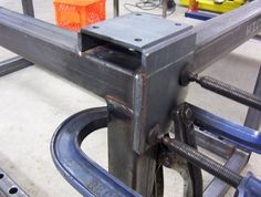 This could be the ultimate welding table. - Page 2 - The Garage Journal Board Small engine mount??