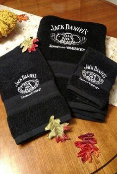Jack Daniel's Towels