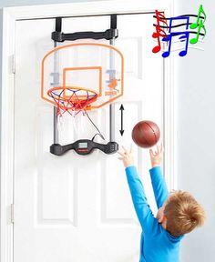 Electronic Over-the-Door Basketball|LTD Commodities