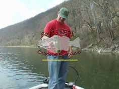 Pennsylvania Fishing guides page video and pictures.