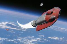 SHADO Lunar Carrier and Module - Space 1999 Eagle Transporter Forum