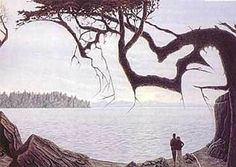 Brain Health Tip - Build brain health with illusions. Can you see a baby in this picture?
