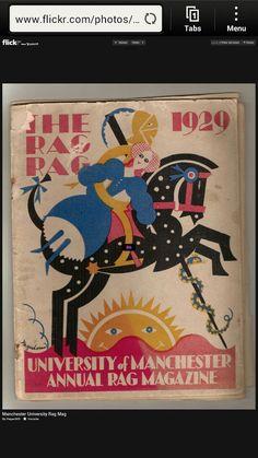 Manchester rag mag 1929