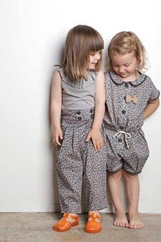 Kids in cute clothes are almost unbearable! :)