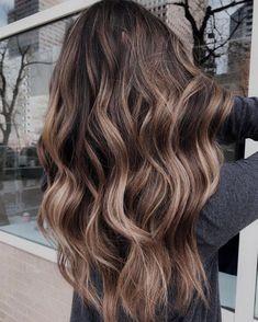 Gorgeous Hair Color, Hair Color For Black Hair, Brown Hair Colors, Brown Hair Inspo, Cool Brown Hair, Hair Color Ideas For Brunettes Balayage, Natural Brown Hair, Fall Hair Colors, Hair Color Balayage